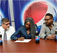 Seyi Shay Joins Tiwa Savage As The Latest Pepsi Diva In Nigeria