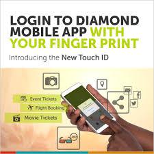 Diamond Bank Mobile App Platform: How To Download The App Online And Register