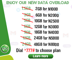 Glo Data Plan And Data Bundles: How To Subscribe And Check Balance