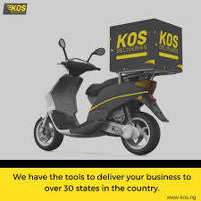 KOS Delivery Services: How To Track Items And Their Office Address In Nigeria