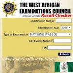 WAEC Result Checker: How To Use Scratch Card To Register Exams And Check Result