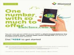 Diamond Bank USSD Code: How To Use The Code For Different Transactions