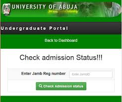 Uniabuja Portal: How To Register Courses, Pay School Fees And Check Result Online