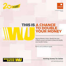 How To Receive Money From Western Union To Your GTbank Account