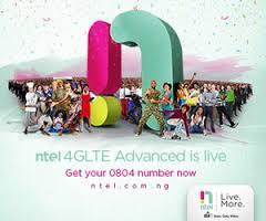 Ntel 4G LTE: Ntel Data Plans And Their Shops In Lagos And Abuja