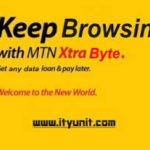 MTN Extra Byte: How To Borrow Data On The New MTN XtraByte