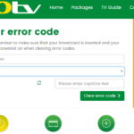 Gotv Self Service: How To Clear The E16 Error Message After Making Payment