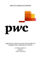 PWC Price Water Cooper: Their Functions with Services And Office Addresses In Nigeria