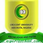 Crescent University: How To Register Courses, Pay School Fees And Check Result Online