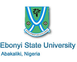 EBSU Post UTME Admission List 2019/2020