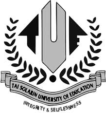 Tai Solarin University Of Education: How To Register Courses And Check Result