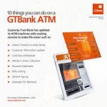 Gtbank Cardless Withdrawal: How To Setup And The Step By Step Procedure