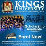 Kings University Ode Omu: How To Register Courses, Pay School Fees And Check Result Online