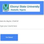 EBSU Sessional Result: How To Register Courses And Check Result On The Portal