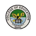 How To Obtain College Of Education Warri Form, Register Courses And Pay School Fees On The Portal