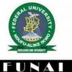 All Funai Departmental Cut Off Mark For All Courses And The Requirements