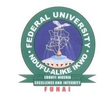 How To Register Courses, Check Results And All You Must Know About Federal University Ndufu Alike Ikwo