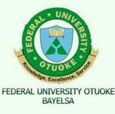 Logo of Federal University Otuoke (FUO). Photo: Gmposts