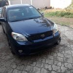 FOR SALE: Lagos Tin Can Cleared Toyota Matrix 2003