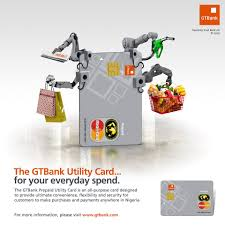 How To Activate Your New Gtbank ATM Card Online, Using The Machine And Other Means