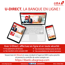 How To Use The UBA Udirect For Different Transaction And Charges